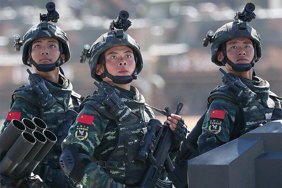 Китай наращивает силы для атаки на США: появились доказательства