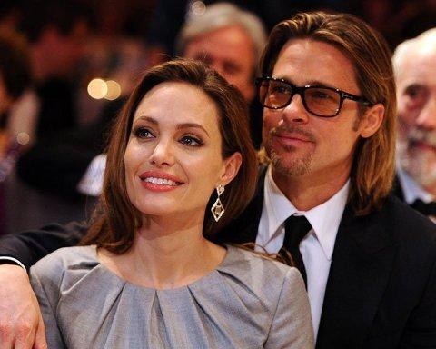 Брэд Питт подал в суд на Анджелину Джоли из-за алиментов