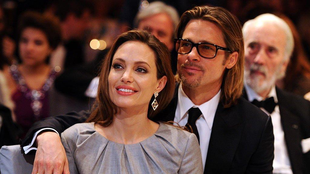 Бред Пітт подав до суду на Анджеліну Джолі через аліменти