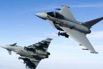 Британцы перехватили российские бомбардировщики над Черным морем