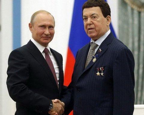 Для меня не существует Украина: цитаты Кобзона, которые трудно забыть