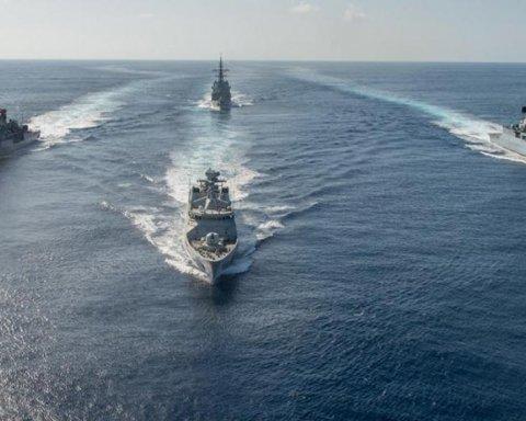 Азовське море стало проблемою для РФ, заходять кораблі НАТО