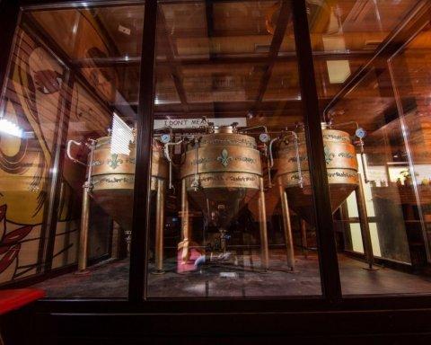 В американской церкви начали наливать пиво