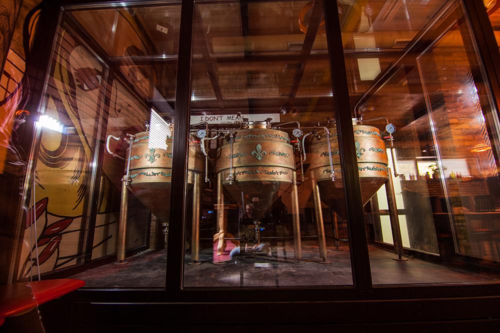 В американській церкві почали наливати пиво