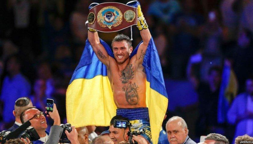 Ломаченко став суперчемпіоном за версією WBA