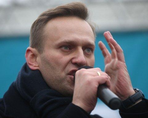 У Росії в черговий раз затримали Навального: подробиці