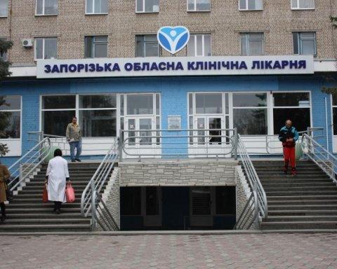 Жуткая авария на Запорожье: врачи отчаянно борются за жизнь ребенка