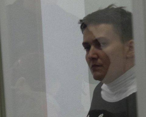 Суд переніс розгляд апеляцій на арешт Савченко: названо нову дату