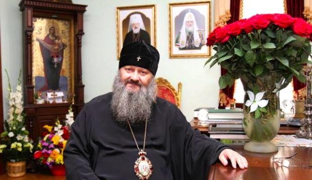 Скандальный наместник киевской Лавры попросил убежища