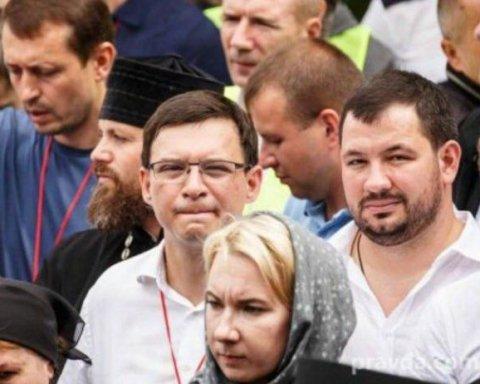 Православний рейдер Юлії Тимошенко