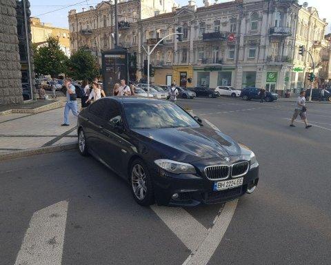 Когда больше всех надо: центр Киева оккупировали герои парковки