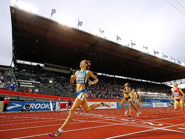 Українська бігунка Наталія Прищепа встановила унікальний рекорд