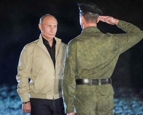 Путін підняв війська по тривозі, військовим наказали не завдавати шкоди