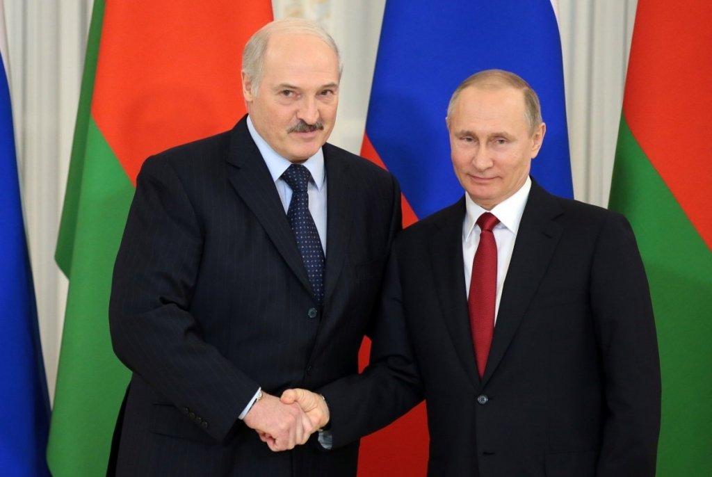 Захоплення Білорусі: в Росії розкрили один зі сценаріїв Путіна