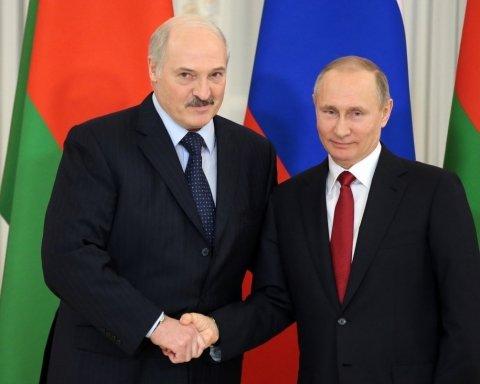 Нижче моєї гідності: Лукашенко виступив з різкою заявою на адресу Путіна