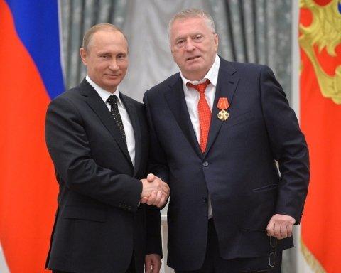 Путин и Жириновский поделили РФ: назван топ-100 влиятельных россиян
