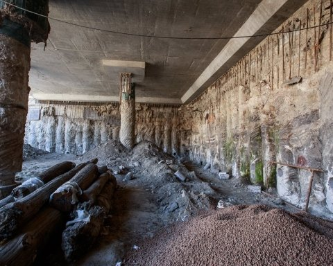 """Археолог: консервувати """"подільські знахідки"""" на місці неможливо"""
