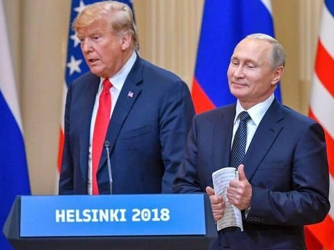 Трамп передав Путіну таємне послання