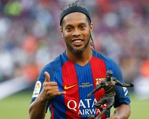 Сын легендарного футболиста «отрекся» от имени отца
