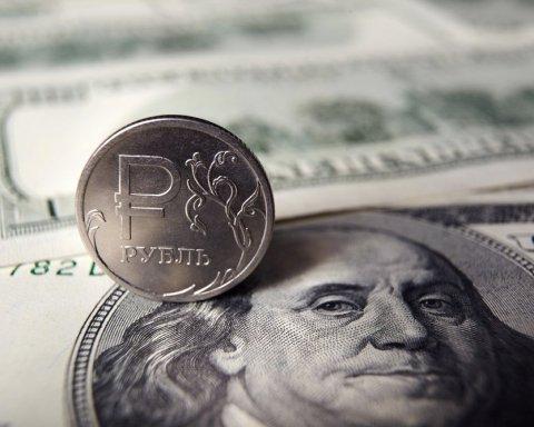 Послание Путина к россиянам обвалило курс рубля