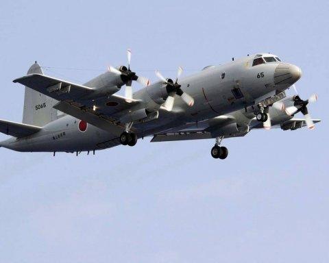 «Ядерні ракети на борту»: в РФ виникла паніка через американський літак у Криму