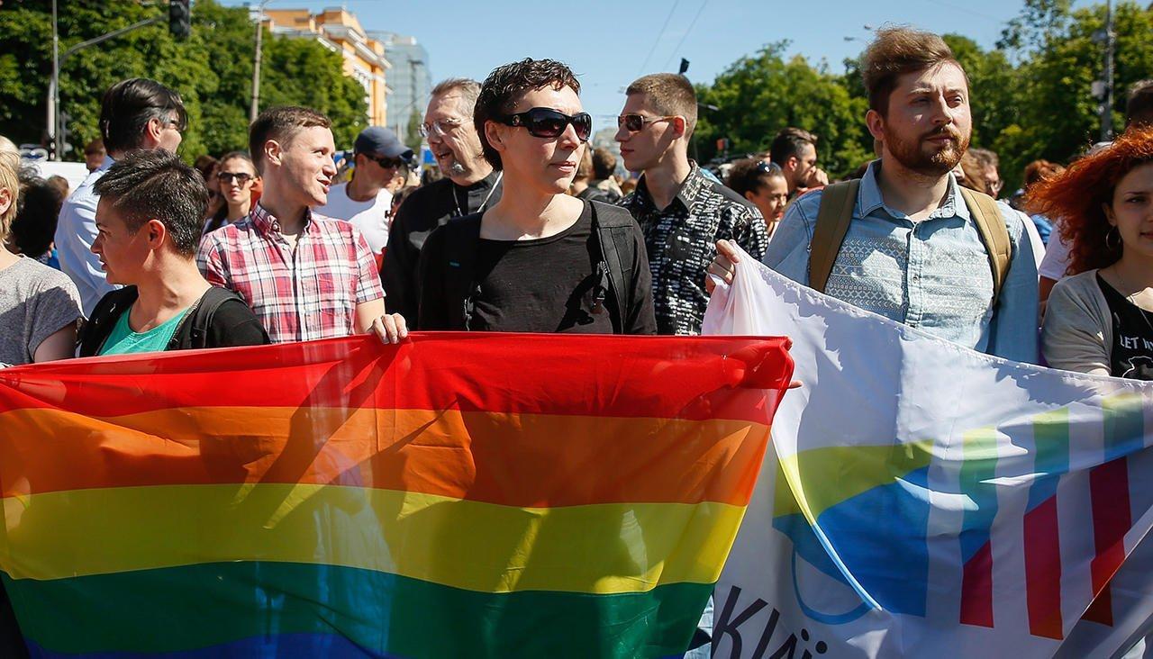 ЛГБТ-парад в Одесі: перші бійки та затримання