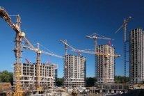 Будівельний конфлікт: у Києві на будівництві затримано десятки людей зі зброєю
