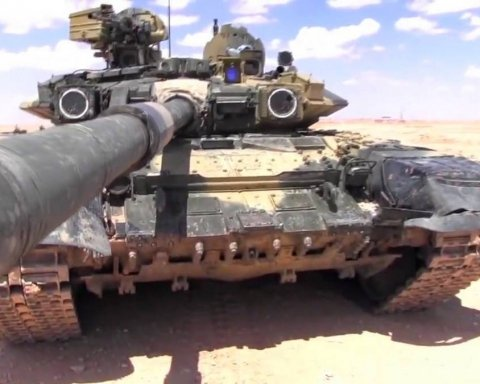 РФ попалась на поставке военной техники на Донбасс
