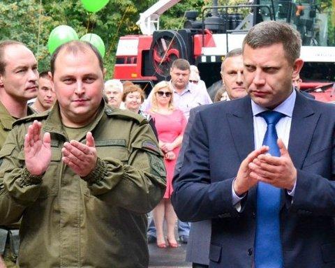 """У """"ДНР"""" знайшли заміну вбитому Захарченку"""