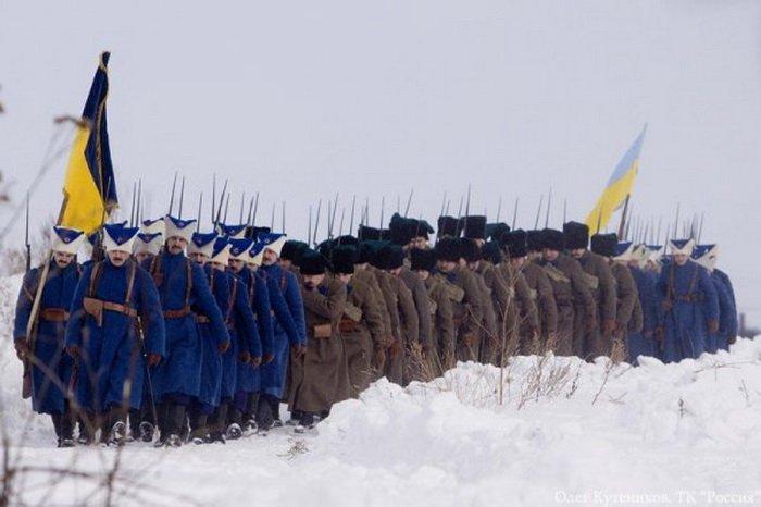 На Тернопольщине обнаружили братскую могилу воинов УНР