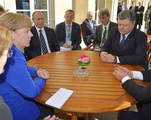 Наше терпение лопнуло: Путин угрожал Порошенко на глазах у десятков людей