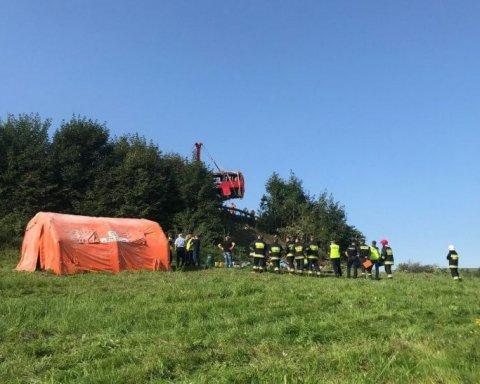 Смертельное ДТП с украинцами в Польше: водитель задержан, известна предварительная причина аварии