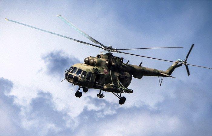 ВСУ показали момент уничтожения российского оружия: видео из кабины вертолета