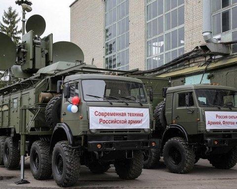 На Донбассе заметили новейшие российские комплексы радиоэлектронной борьбы