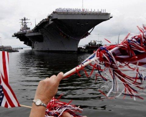 Американський адмірал пояснив, навіщо відновлюють Другий флот