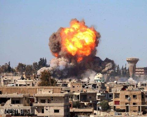 В Сирии прогремел взрыв: погибли три десятка человек