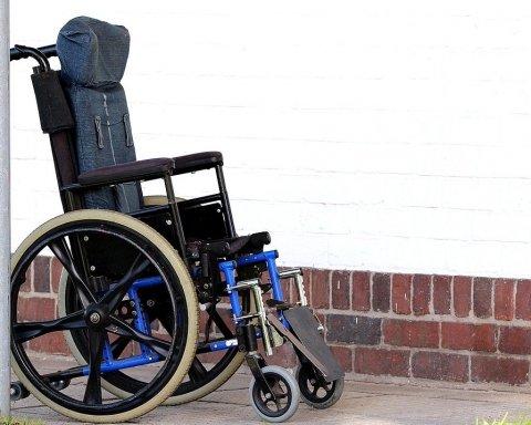 Вражаючий цинізм: у киянина з ДЦП вкрали інвалідний візок