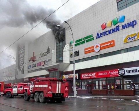 У Кемерово остаточно знесли ТРЦ «Зимова вишня», тепер почнуть карати винних
