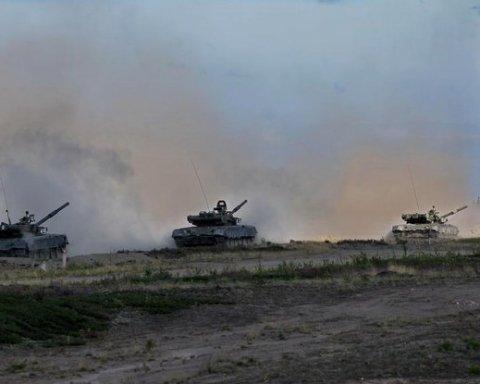 Сутки в зоне ООС: боевики били по всем направлениям, в ход пошли танки