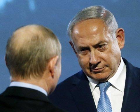 Инцидент с российским Ил-20 в Сирии: Нетаньяху переговорил с Путиным и выступил с заявлением