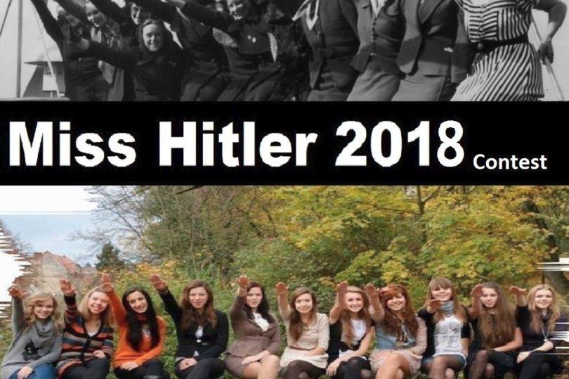 В российской соцсети устроили нацистский конкурс красоты: разгорелся международный скандал