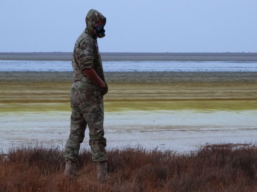 Уничтожают: появились новые фото иРгорода-катастрофы в Крыму
