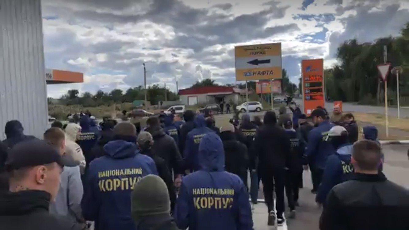 Факти погрому націоналістами офісу партії Розумна Сила у Покровську будуть представлені європарламентарями в ПАРЄ