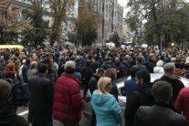 Молчание убивает: в Киеве и Харькове проходят акции против правоохранителей