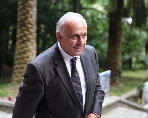 Премьер-министр Абхазии погиб в ДТП: видео с места аварии