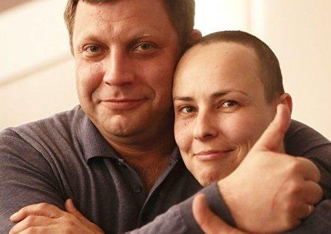 Російська співачка розповіла про свої стосунки із Захарченком