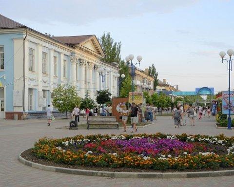 Популярний український курорт пішов під воду
