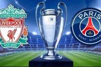 Ливерпуль — ПСЖ: где смотреть онлайн матч Лиги чемпионов
