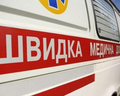 Пассажиры избили водителя маршрутки из-за детей: фото