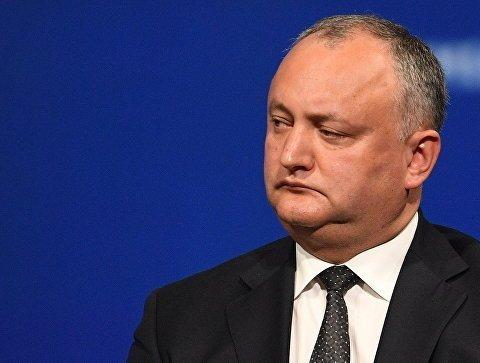 Президент Молдовы Игорь Додон попал в серьезное ДТП: первые подробности